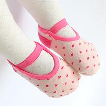 Printed Baby Sock Summer Baby non-slip floor socks Baby Cotton Non-slip Stock Fashion Floor Socks Soft Socks Meias para bebe