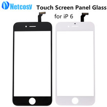 Touch Screen Digitizer Front Touch Panel Display Glass Lens TouchScreen for iphone 6 6G Cheap Replacement Part Phone Accessories