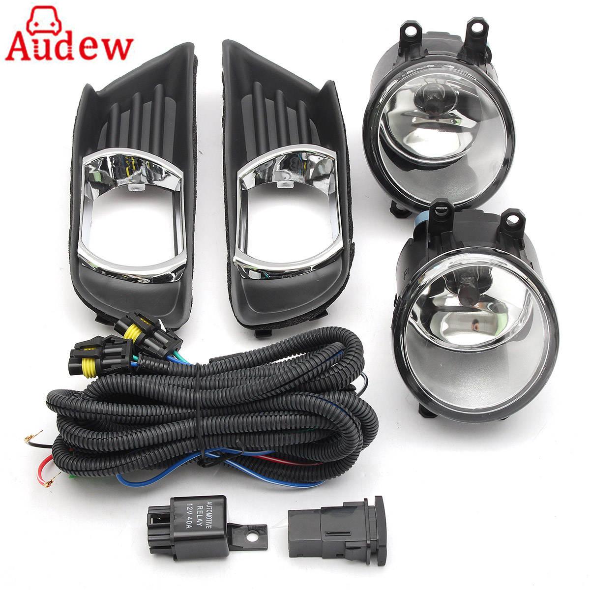 1PCS RH Right Fog light lamp cover foglight case for Toyota Corolla 2007-2009