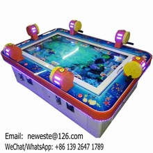 Amusement Ocean Star Arcade Hammer Hit Fishing Shooting Casino Gambling Game Machine