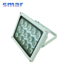 100% Brand New Night Vision 15 LED Array IR Infrared illuminator lamp 850nm Waterproof Outdoor for CCTV Surveillance Camera(China)