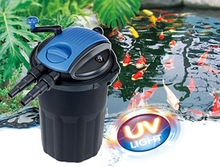 BOYU garden pond  EFU-15000A Pond filter Fishpond pressure filter
