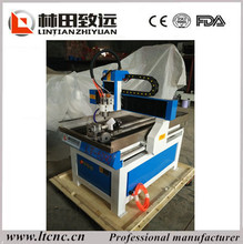 Made in China cheap 3d wood carving machine price, 3axis or 4 axis advertising cnc router 6090 1500W spindle cheap(China)