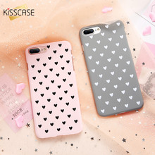 Buy KISSCASE Patterned Cases iPhone 6 6s Fashion Hard PC Case iPhone 5 5s se iPhone X 8 7 Plus Fouda Slim Mobile Phone Cover for $1.99 in AliExpress store