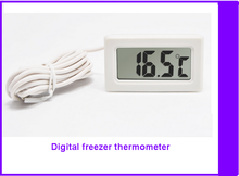 Digital LCD Pointer Thermometer Car Water Temperature Meter outside digital thermometer -50-110 centigrade
