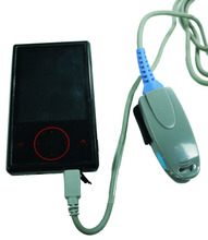 with battery capacity indication home pulsed pulse oximeter China CMS 60F(China)