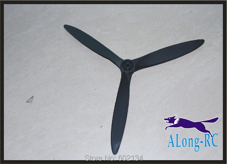 free --EP11*5 3 blades Propeller RC airplane spare part/aircraft/wingspan 1400mm 5ch cessna182 PLANE )