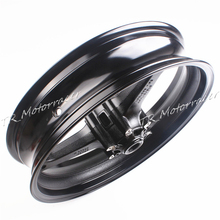 Front Wheel Rim Motorcycle For Honda CBR600RR 2007 2008 2009 2010 2011 2012 F5 Black Motor Accessories