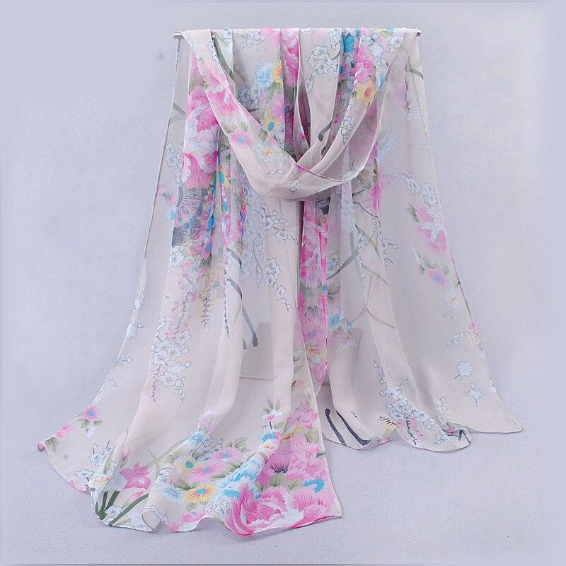 chiffon scarf 281-GR