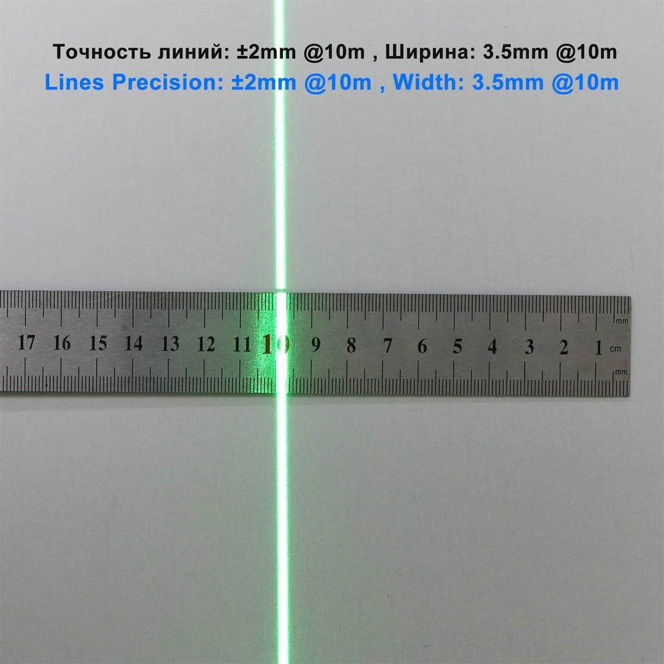 lines precision