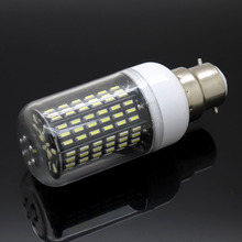 B22 LED 4014 SMD 10W 15W 20W 25W 30W Corn Light Bulb AC 220V 110V 38 55 88 140 leds home lighting