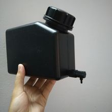 UV printer bulk ink system parts UV flated printer UV 1.5L sub ink tank 1.5L ink bottle adapter