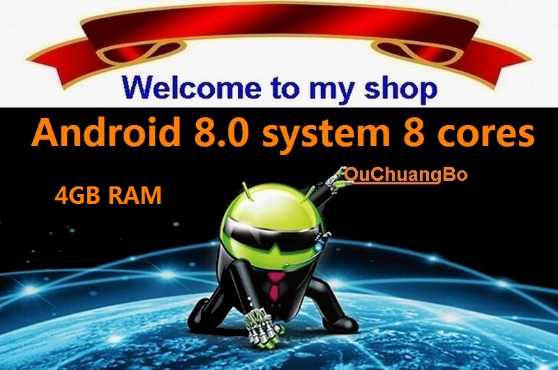 android 8.0_4GB RAM 32GB ROM_8 core