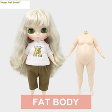 [NBL131]The Body of Forturn Days doll Fat Body blyth suitable for change the body for the Fat Lady Doll Body for Retail