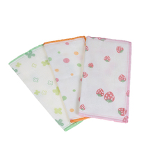 Durable water plant fiber wash cloth rag towel absorbent lint-free towel three loaded thickened detergent