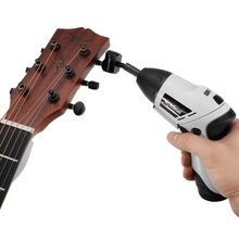 Zebra Black&White Electric Guitar Tuning Peg Puller For Acoustic Electric Guitar Musical Instruments