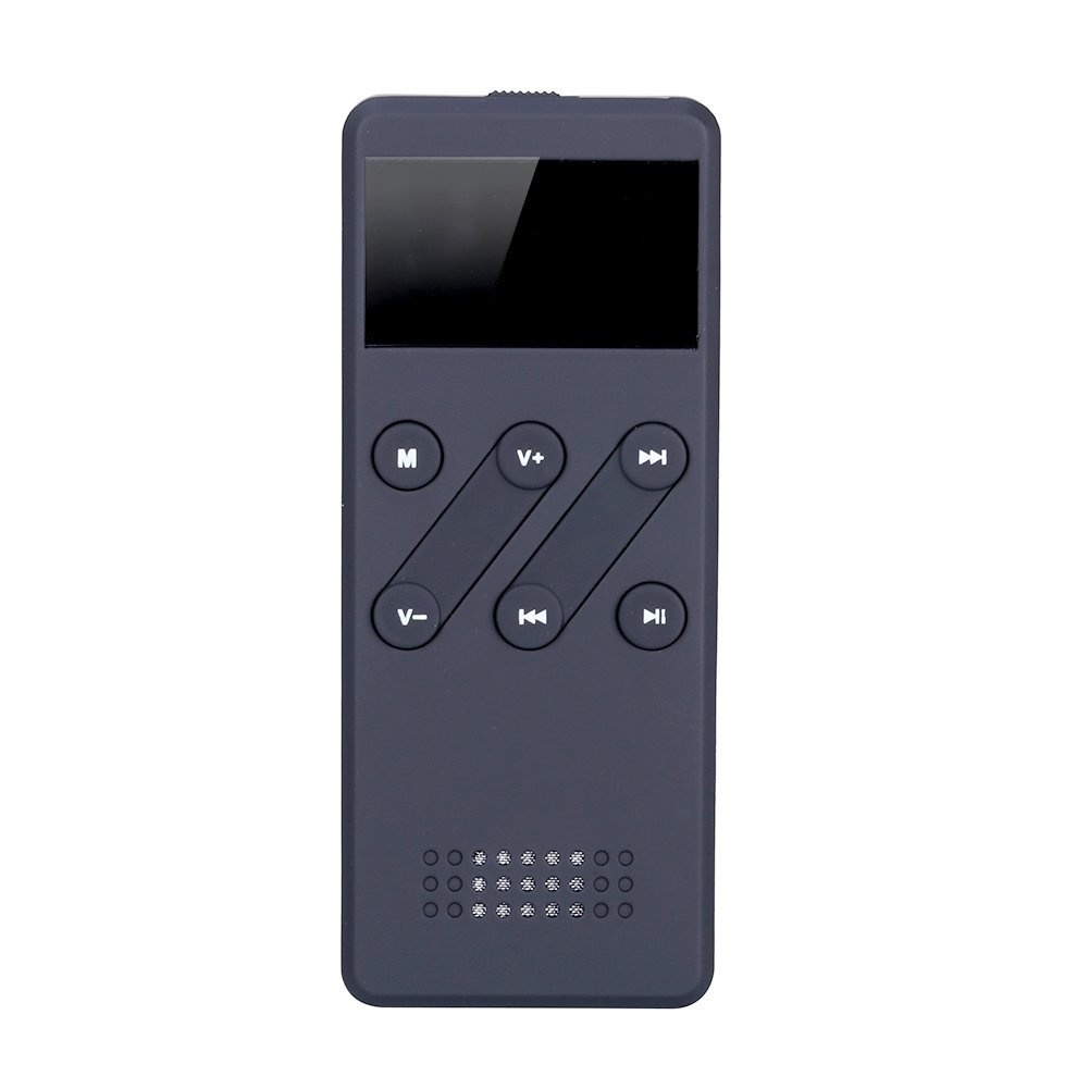 8GB MP3 Music Player Support TF Card FM Radio Mp3 Player with Recorder,LCD Screen,E-Book,Free Shipping Consumer Electronics<br><br>Aliexpress