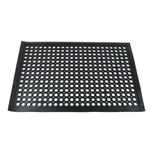 1Pc Anti-Fatigue Non-Slip Safety Home Rubber Porous Floor Door Wet Room Stable Mats 914*1524*12.7mm new
