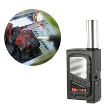 Portable Air Blower Outdoor Camping Cooking Electric BBQ Fan Air Blower Ventilator Barbecue Fire Bellow Fire Starter