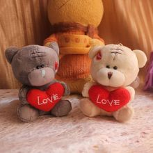 20piece/lot 9cm lovely exquisite small plush toy teddy bear,Wedding Bouquet,Promotion Gifts