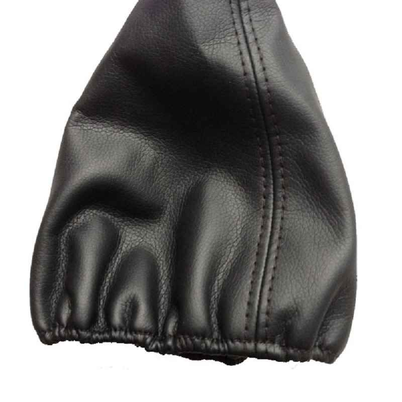 Gear Stick Gaiter For Ford Galaxy 1997-2000 Black Leather