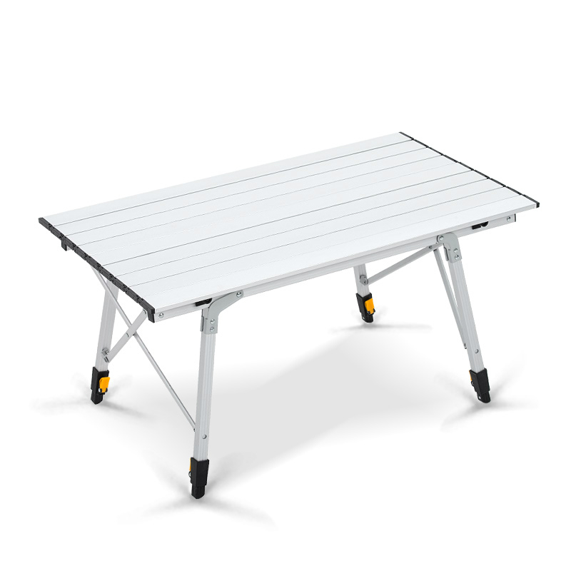 Metal-aluminum-suit-portable-folding-picnic-table-aluminum-alloy-lifting-household-table (1)