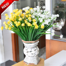 Short shoot corn little lotus artificial flower fake Aquatic plants Plastic flowers washable home vase decoration one bouquet