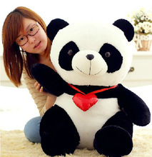 Brand new 30cm Manufacturers sell lovely panda plush toys gifts(China)
