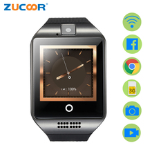 Smart Watch Wristwatch Phone Android Smartwatch ZW95 With SIM Card Wearable Device Intelligent Reloj Inteligente For Men Women(China)