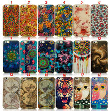 "Mix Pattern Cute Owl Blossom Flower Tiger Leopard Soft TPU Case Cover for iPhone 6 4.7""inch"