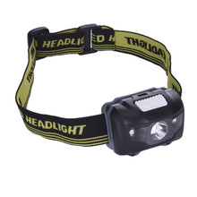 Outdoor Camping LED Headlamp Water Resistant 2 Modes Headlight Hiking Cycling Climbing Portable Torch Head Flashlight - Shenzhen Rondaful Store store
