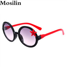 Lovely Kids Sunglasses Child Baby Safety Coating Sun Glasses UV400 Gilrs Eyewear Shades Infant oculos de sol 8 Colors(China)