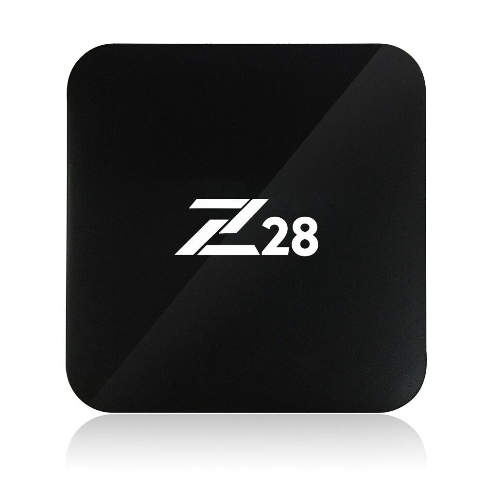 Z28 TV Box RK3328 4 Core Android 7.1 Smart TV Box 2GB + 16GB<br>