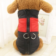 Buy Waterproof Pet Dog Vest Jacket Clothing Winter Warm Dogs Clothes Coat Vests Small Medium Large Dog XS-9XL 4 Colors for $8.16 in AliExpress store