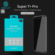 Buy Nillkin Super T+ Pro 2.5D Tempered Glass Apple iphone X Ultra-thin 0.15mm Screen Film for $12.10 in AliExpress store