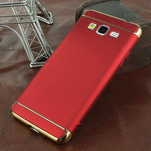 Case For Samsung Galaxy Grand Prime G530 G531 G531H G5308W Full Protection Luxury Cover Hard Plastic PC Phone Bag Case