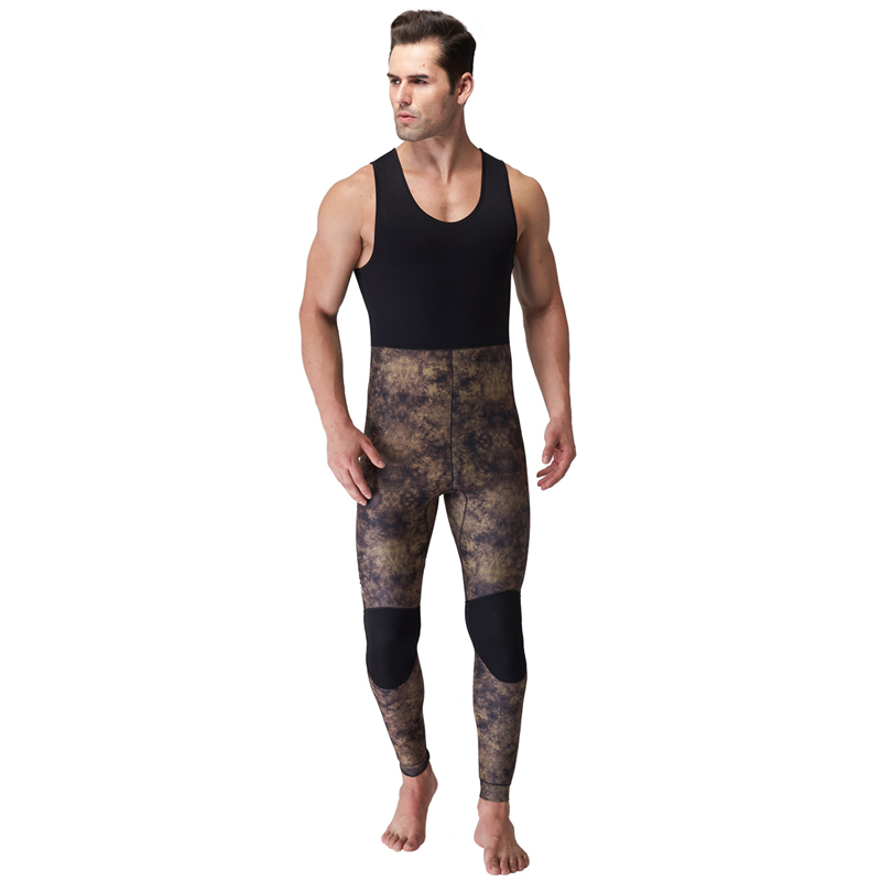 spearfishing underwater hunting opencell snooth skin wetsuit yamamoto cressi04
