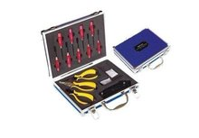 Free shipping RC Helicopter 13 in 1 combo Tool Kit Box for flite Trex ESKY 450 500 600 700(China)