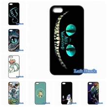 Alice Wonderland Cheshire cat Phone Cases Cover LG L70 L90 K10 Google Nexus 4 5 6 6P G2 G3 G4 G5 Mini G3S - Top Left Bank Store store