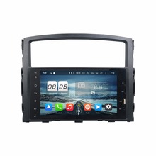 "Octa Core 8"" Android 6.0 Car Audio DVD GPS for Mitsubishi Pajero V97 V93 2006-2016 With 2GB RAM Radio Bluetooth WIFI 32GB ROM(China)"
