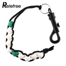 Relefree Useful Golf Stroke Score Counter Plastic Golf Ball Beads Putt Counter Training Sports Goods Easy To Use(China)