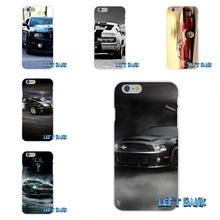 For Sony Xperia Z Z1 Z2 Z3 Z5 compact M2 M4 M5 Aqua Ford Mustang S Shelby Soft Silica Gel TPU Phone Case Silicone Cover