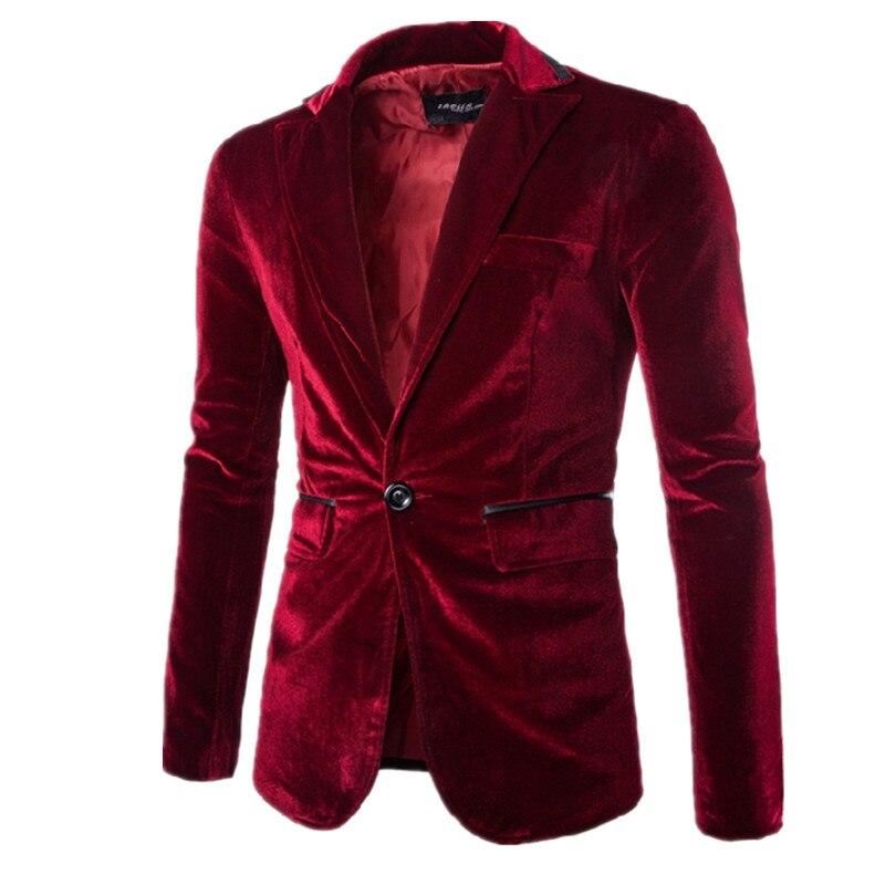Online Get Cheap Red Suit Jacket Men's -Aliexpress.com ...