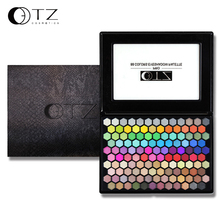 Eyeshadow Palette 125 Colors Glitter Matte Naked Eye Shadow Makeup Set Maquiagem Sombra Professional Make Up Set by TZ Brand(China)