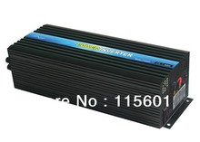 Manufacturer direct selling 6000w pure sine wave invertor, solar power invertor 12vdc to 110vac(China)