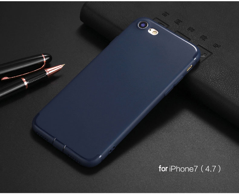 Ultra Thin Phone Cases for iPhone 6 Case 6s Plus Candy TPU Plastic Cover for iphone 7 Case 7 Plus SE 5 5s Cases Silicone Phone 13