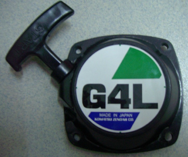 G4L RECOIL STARTER FOR KOMATSU ZENOAH G4LS RAMMER BRUSH CUTTER PULL START HANDLE ROPE ASSEMBLY MOWER REWIND <br>