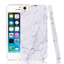 Buy Newest Case iphone SE! Noble Marble Stone Texture Pattern Hard PC Smooth Phone Cases iPhone 5 5S Top Rear Cover for $1.20 in AliExpress store