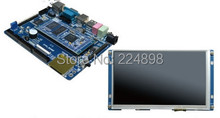 TQ2440 Embedded Development Board ARM9 S3C2440 (Wince6 System) + 7.0 inch TFT LCD Screen Module(China)