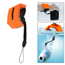 PULUZ For GoPro Hero 5/4 Accessories Underwater Photography Floating Bobber Wrist Strap for all waterproof Action Video Cameras(China)